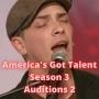 Artwork for AGT - Season 3 - Auditions 2