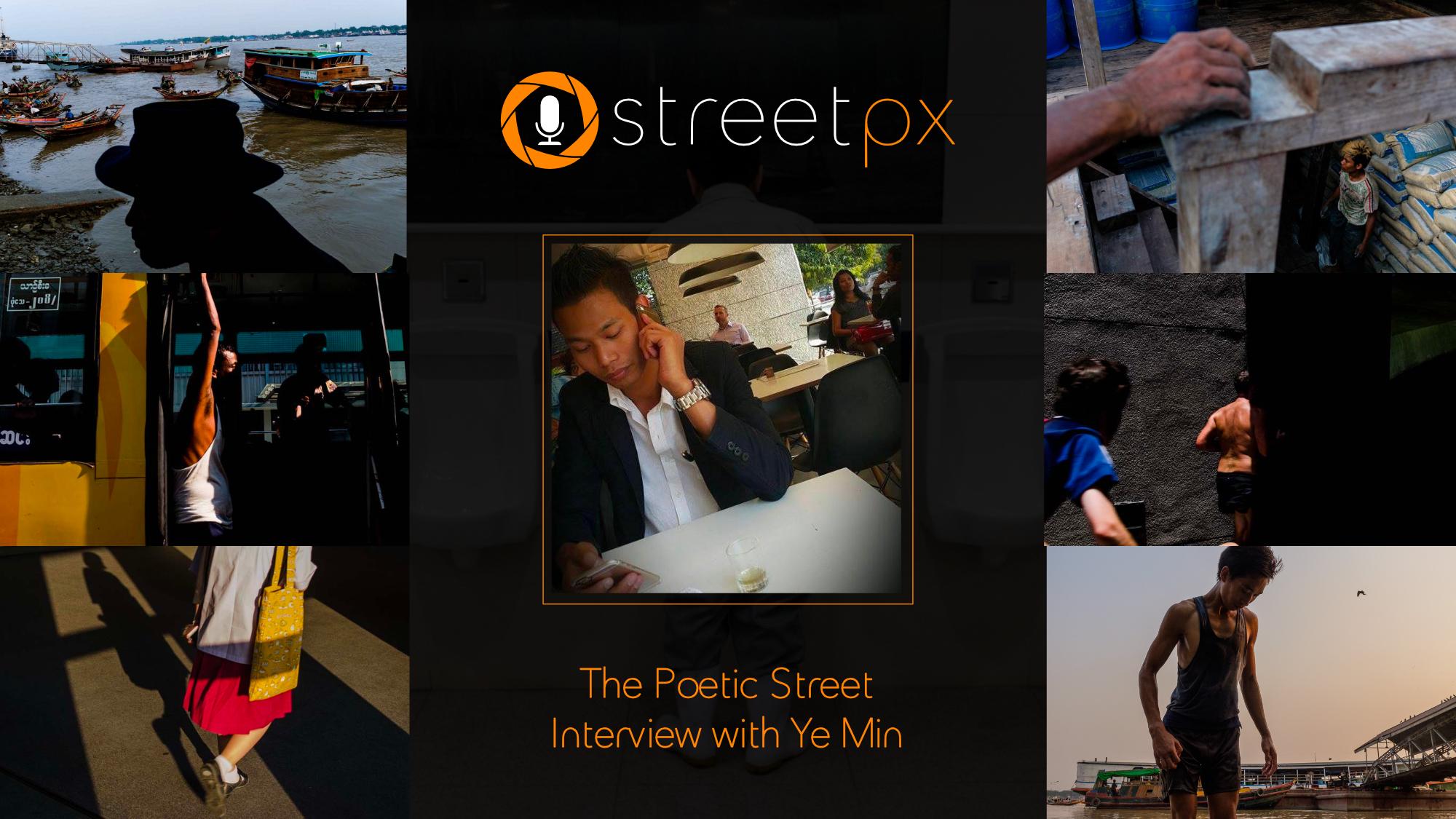 Ye Min StreetPX Promo Banner