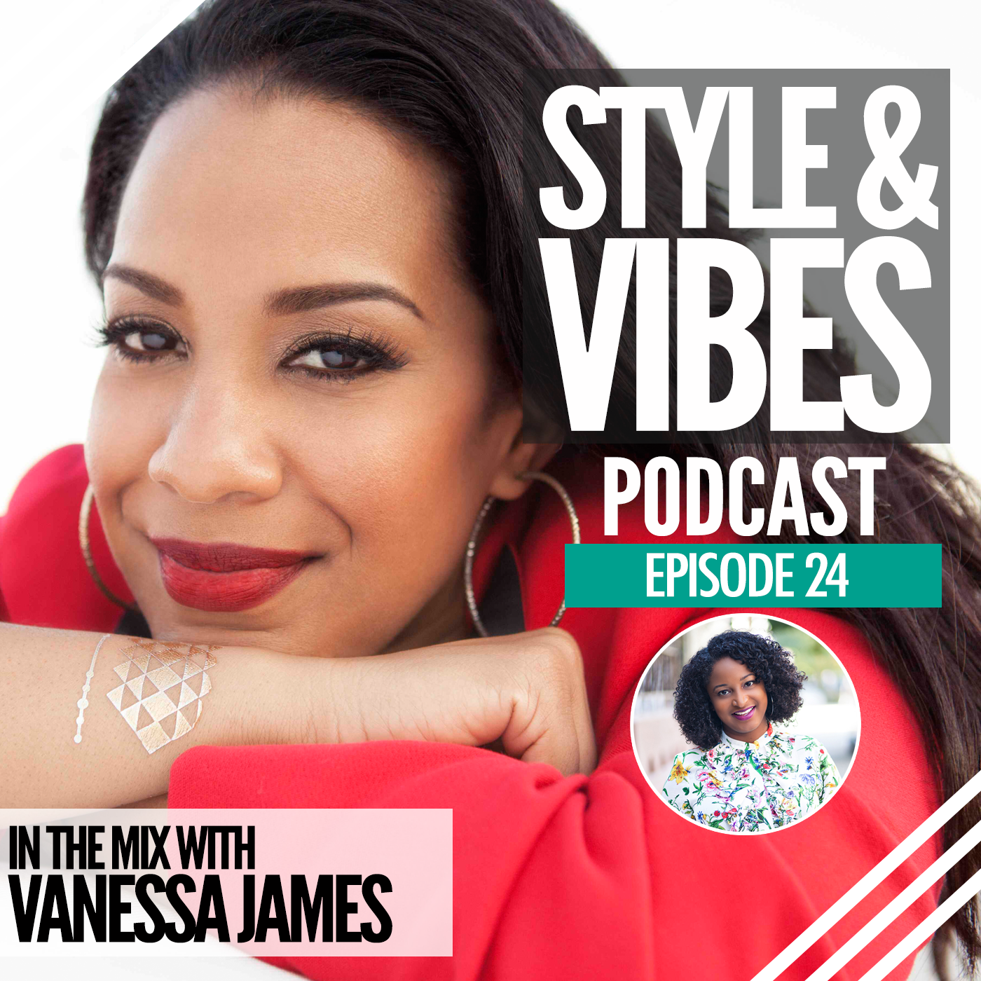 SV 24: In the Mix with Vanessa James