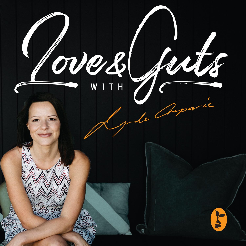 Love & Guts show art