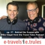Artwork for ET027 - Behind the Scenes with Mike Siegel from the Travel Tales Podcast
