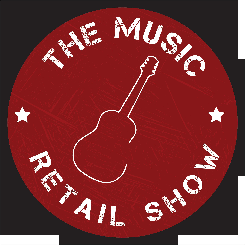 The Music Retail Show show art
