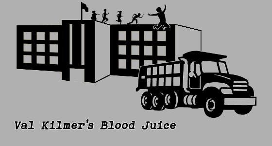 FistShark Marketing 03: Val Kilmer's Blood Juice