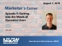Artwork for MSDW Marketer's Corner, Episode 5: Getting into the Minds of Dynamics Users