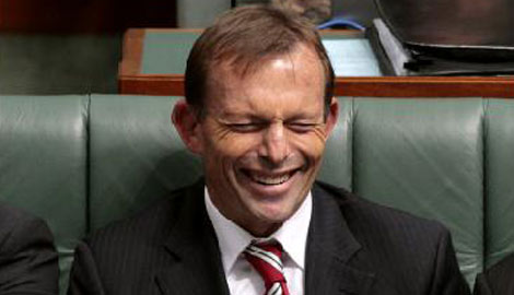Extra Plum - Tony Abbott Interview