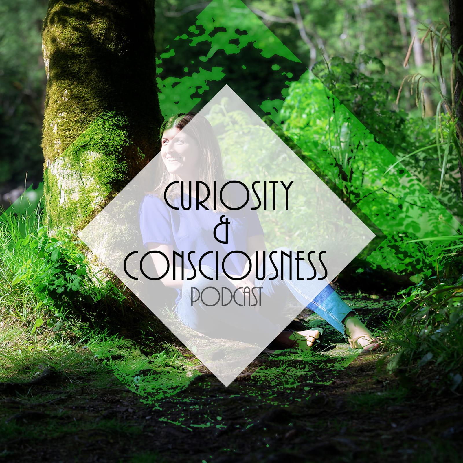 Curiosity & Consciousness Podcast show art