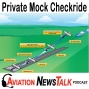 Artwork for 139 Private Mock Checkride for Student Pilots - Interview with DPE Jason Blair