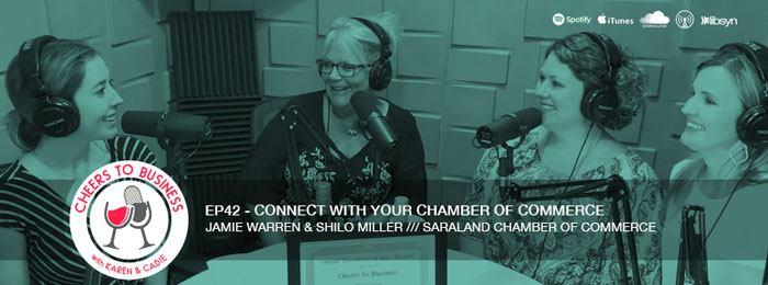 Cheers To Business | ep42 | Saraland Chamber of Commerce