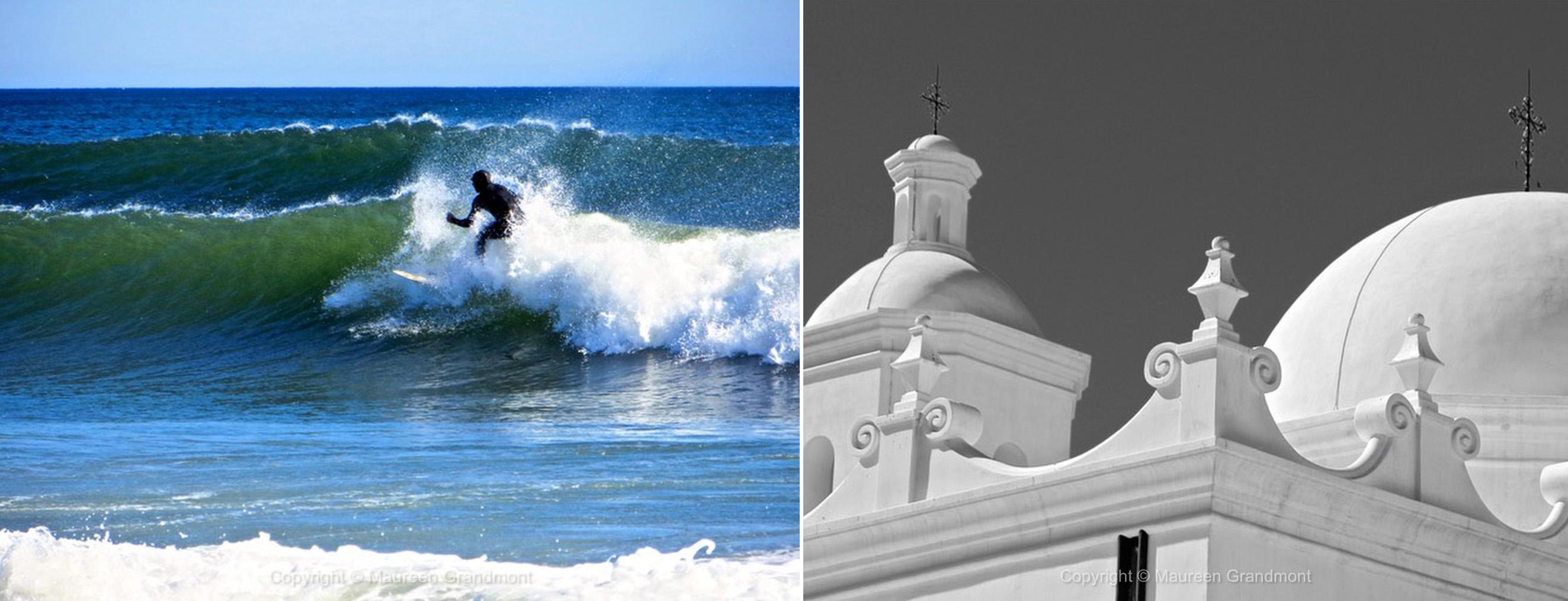 surfer San Xavier