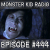 Monster Kid Radio #444 - Evil of Dracula with Todd Brown show art