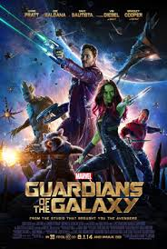 The Marvel vs DC movie mash-up- 'Guardians of the Galaxy'