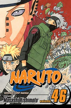 Podcast Episode 191: Naruto Volume 46