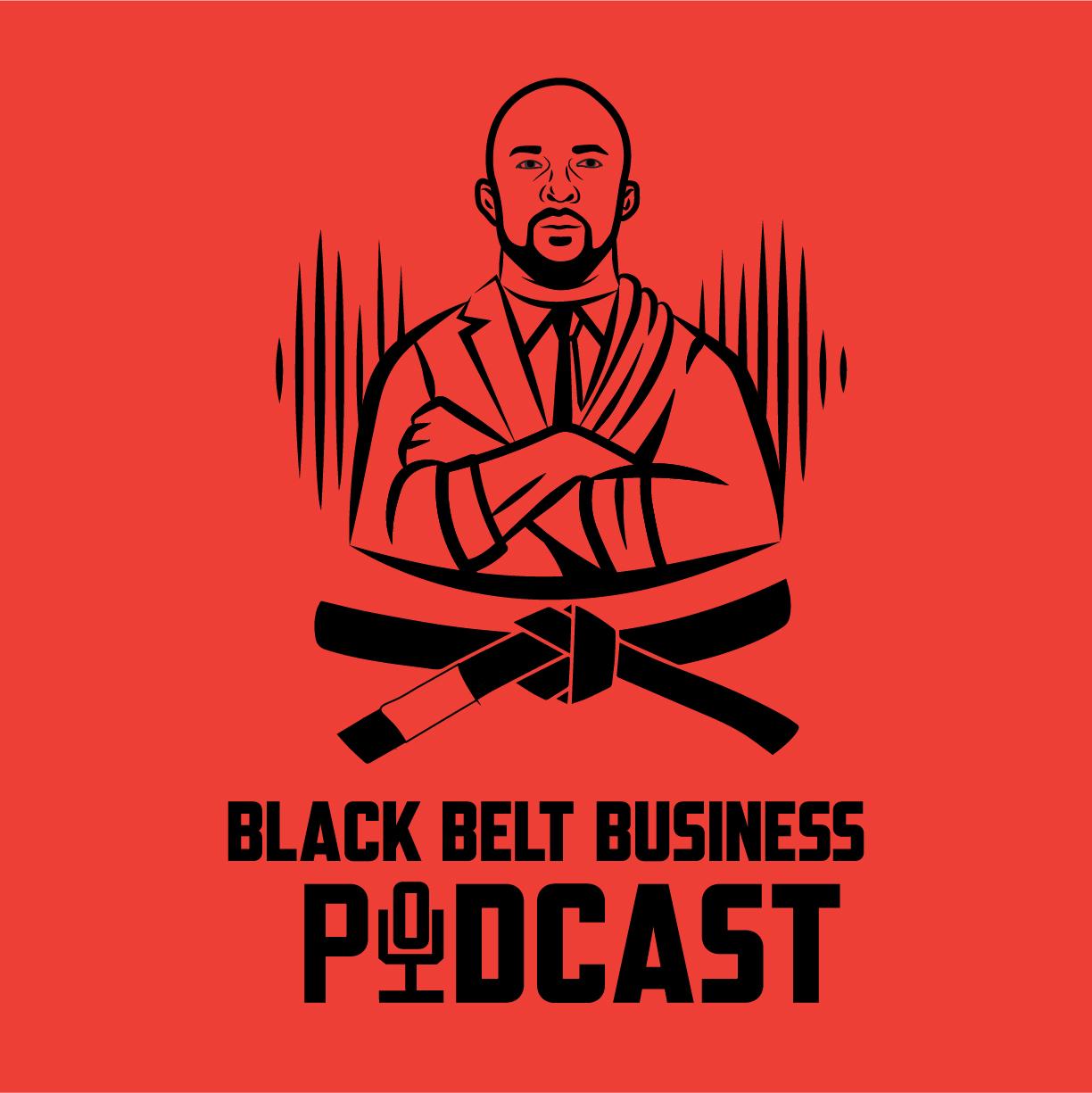 Blackbelt Business Podcast show art