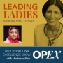 Artwork for Episode 47 - OpEx with Marianne Rutz - Leading Ladies - Amal Hassan