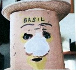 The Basil Bottler Show