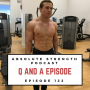 Artwork for Ep 122: Intermittent Fasting, Dealing with a Slow Metabolism, and the Info I Wish I Knew When I Started