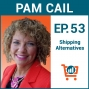 Artwork for Managing Freight in a Pandemic and Beyond with Pam Cail, Ep #53