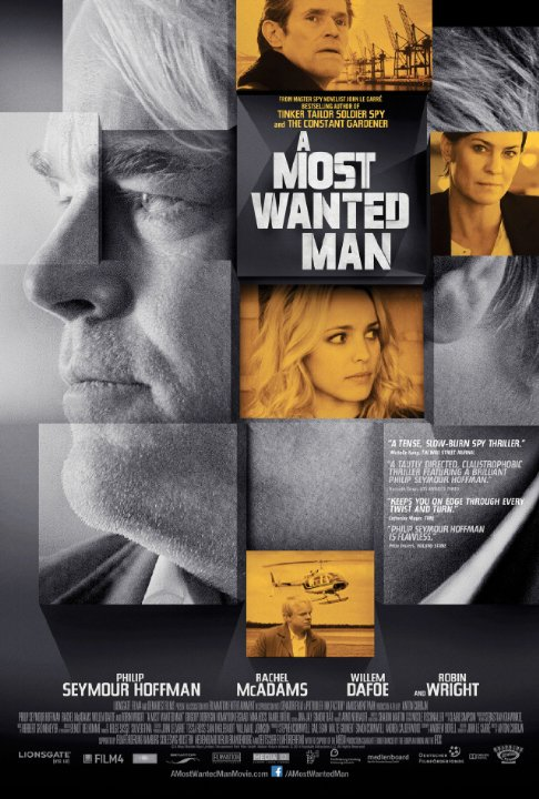 Ep. 28 - A Most Wanted Man (The Spy Who Came In From The Cold vs. The Constant Gardener)