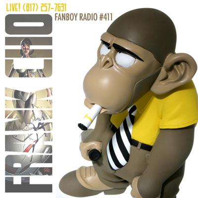 Fanboy Radio #411 - Frank Cho LIVE