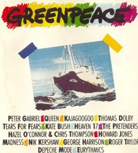 Episode #184 -- The Greenpeace Album