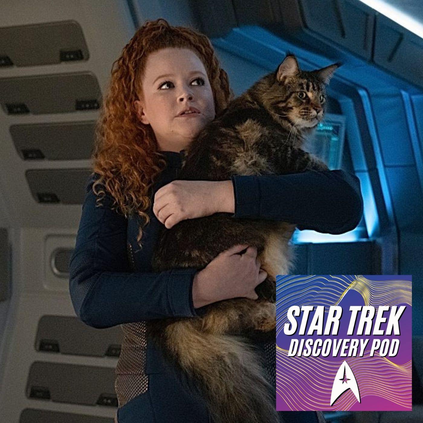Star Trek Discovery Season 3 Episode 6 'Scavengers' Review
