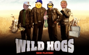 Old Row Radio - ep. 18 - Wild Hogs