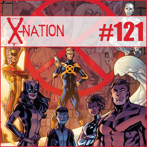 Cultural Wormhole Presents: X-Nation Episode 121