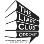 Artwork for The Liars Club Oddcast #021 | Damian McNicholl, Literary Author & Agent