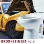 Artwork for #05: Taxikørsel og toiletbesøg