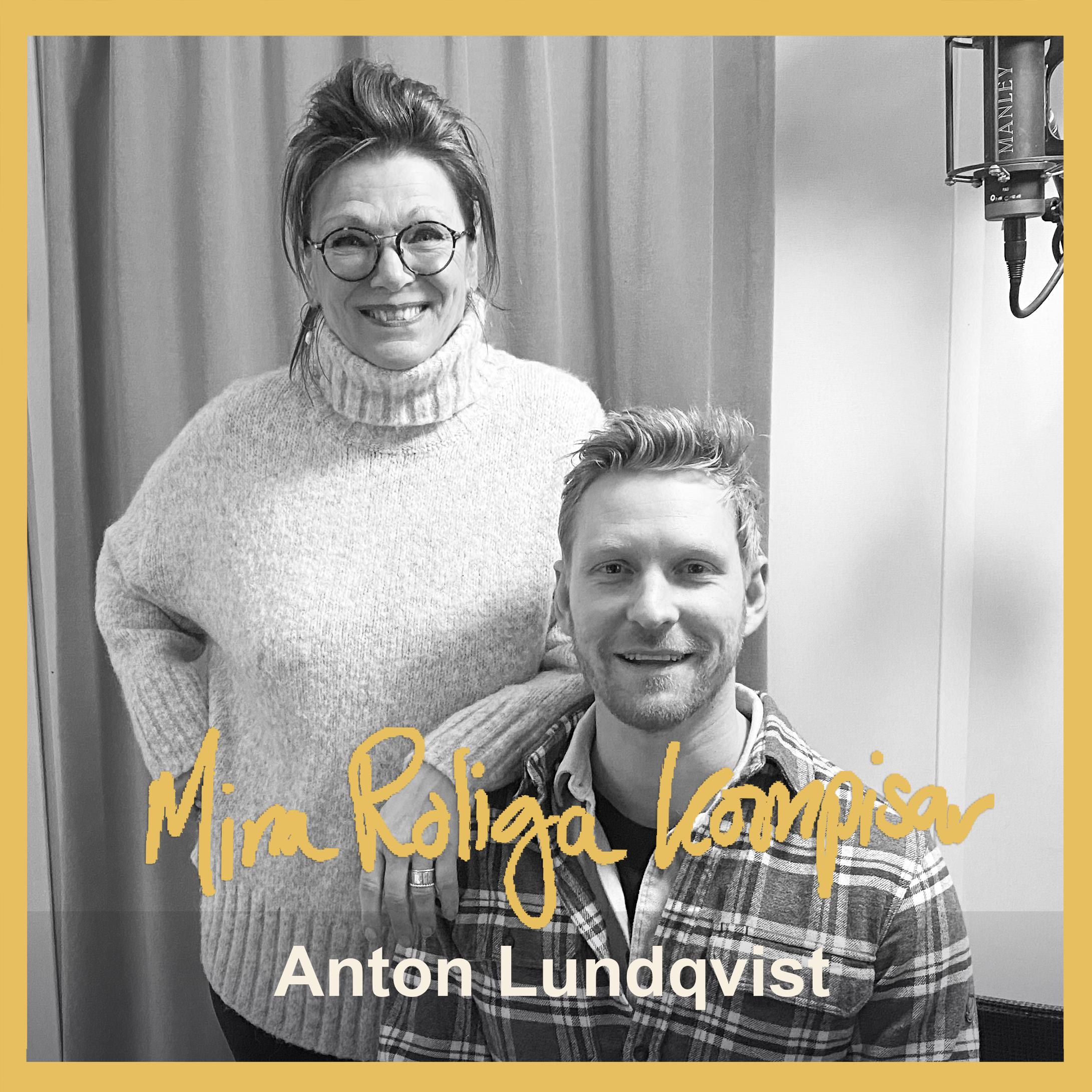 18. Anton Lundqvist
