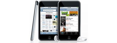 Apple baja precio iPhone y lanza iPod inalámbrico