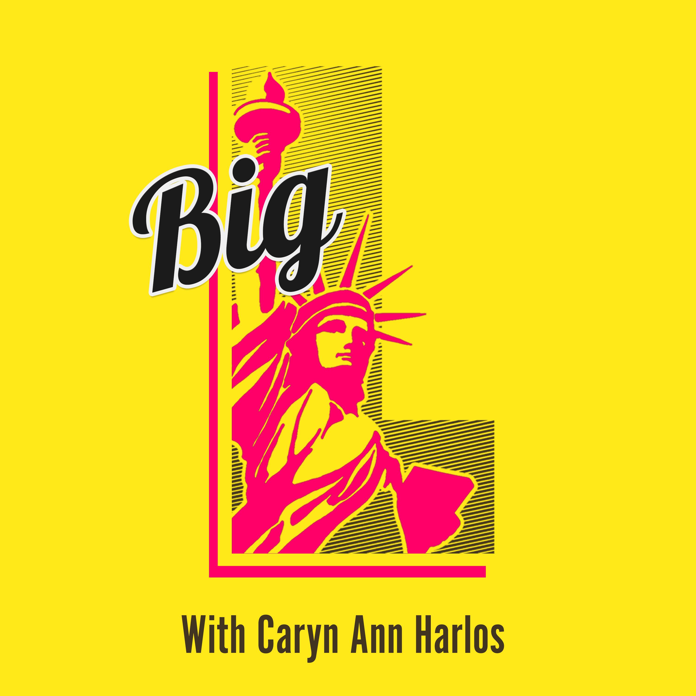 Big L Podcast show art