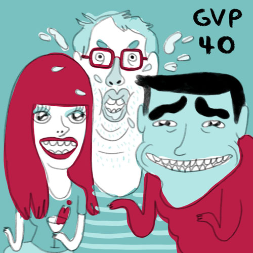 GVP 40: Adventure Time creator Pen Ward!
