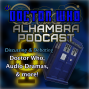 Artwork for EP 100: 3rd Doctor Blu-ray, Nu Who & Feb and March BF reviews