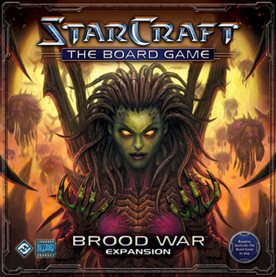 D6G Episode 26: Starcraft Board Game & Broodwar expansion Review, Fantasy Flight Interview, Year in Review