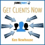 Artwork for 046 - FB Friday's EP01 - How To Determine if the Facebook Platform is the Perfect Source Of New Clients for Your Business | Ken Newhouse - FunnelTribes.com w/Debbie Ward - SilverTabletMarketing.com