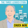 Artwork for Chuck Akre – The Three-Legged Stool - [Invest Like the Best, EP.135]