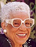 MSM 328 Ext Cut, Gladys Noel Bates - Civil Rights Pioneer