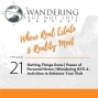 Artwork for Episode 21: Getting Things Done | Power of Personal Notes | Wandering NYC.6 ~ Activities to Enhance Your Visit
