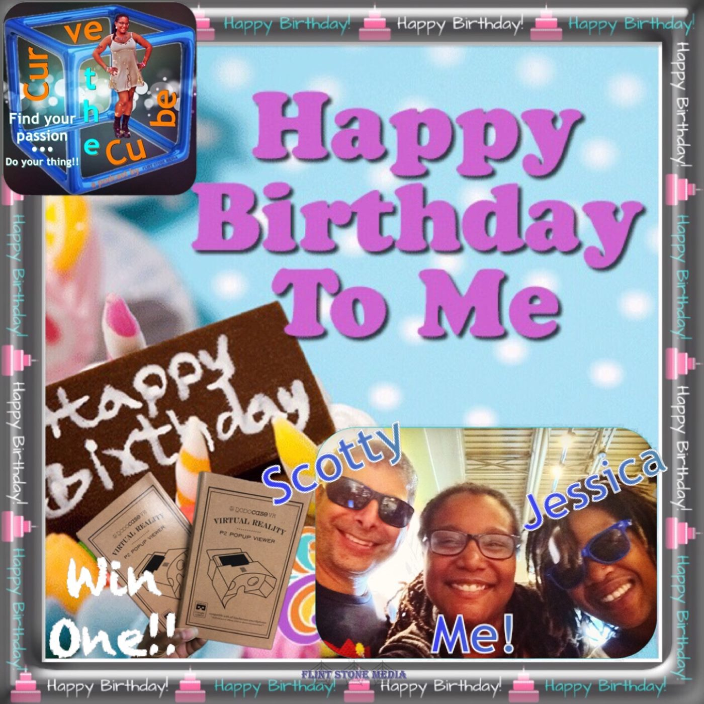 #93 – PODCAST HOST AND PRODUCER JAIME LEGAGNEUR HERSELF!! – It's My Birthday - 2016-08-27
