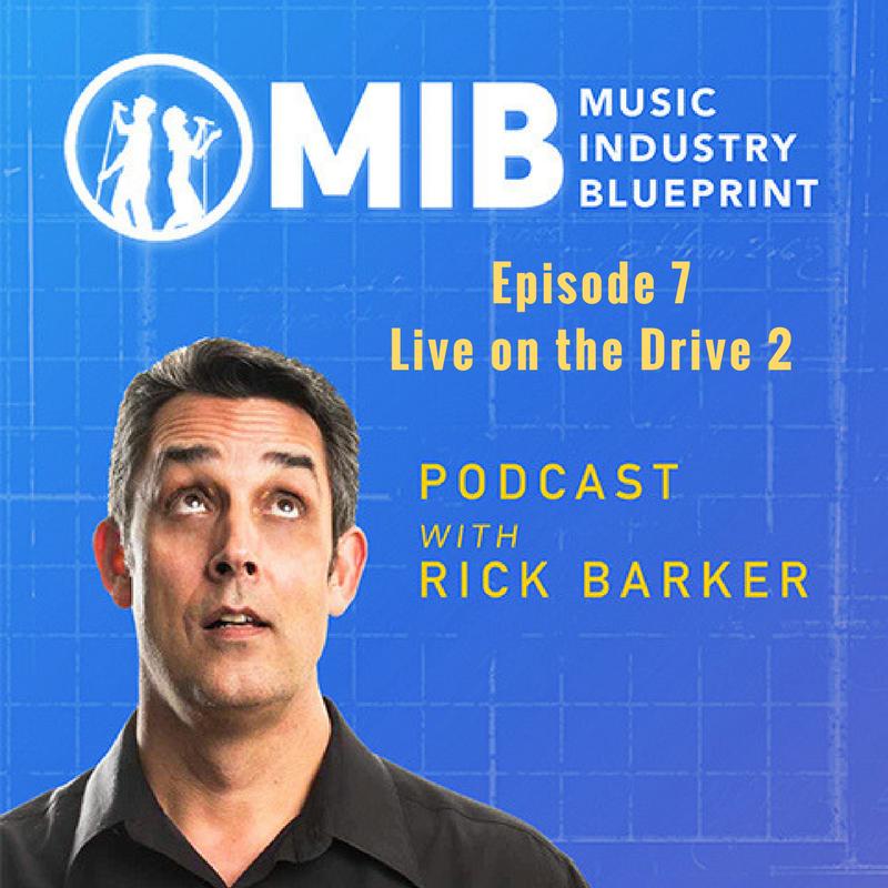 The music industry blueprint podcast how american idol winner trent rick barker malvernweather Choice Image