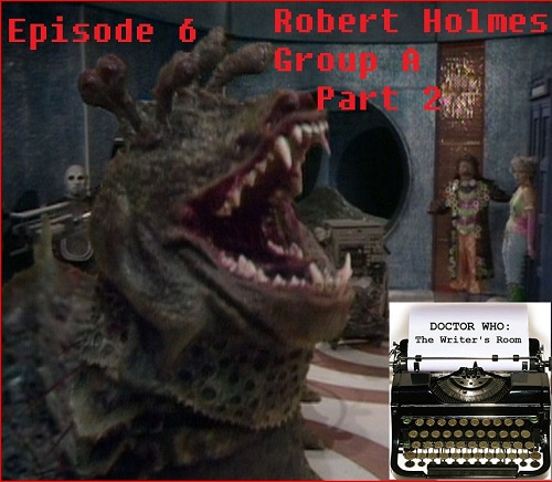 Episode 6 - Robert Holmes Group A Part 2