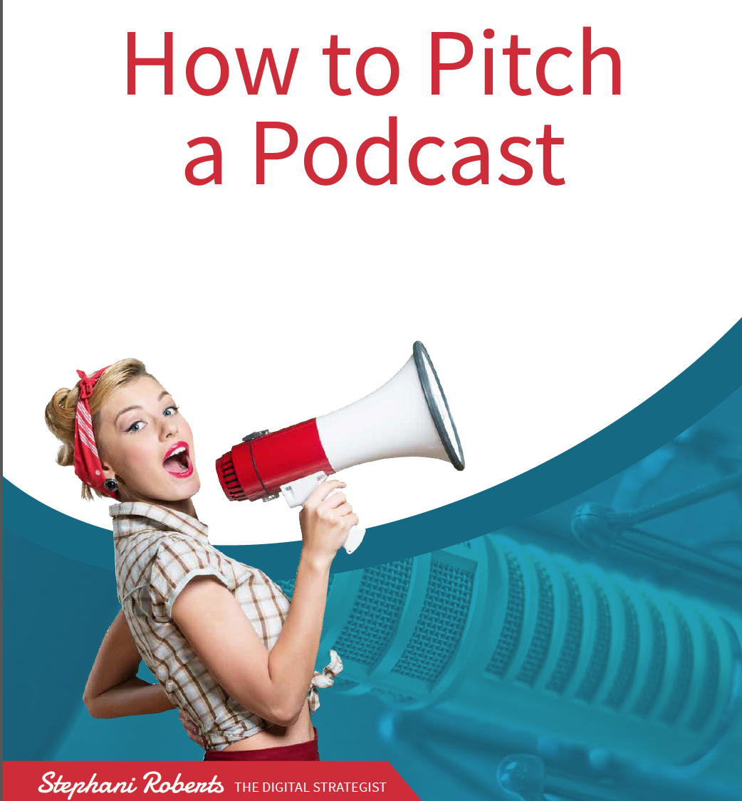 How to Pitch a Podcast - Free Cheat Sheet PDF