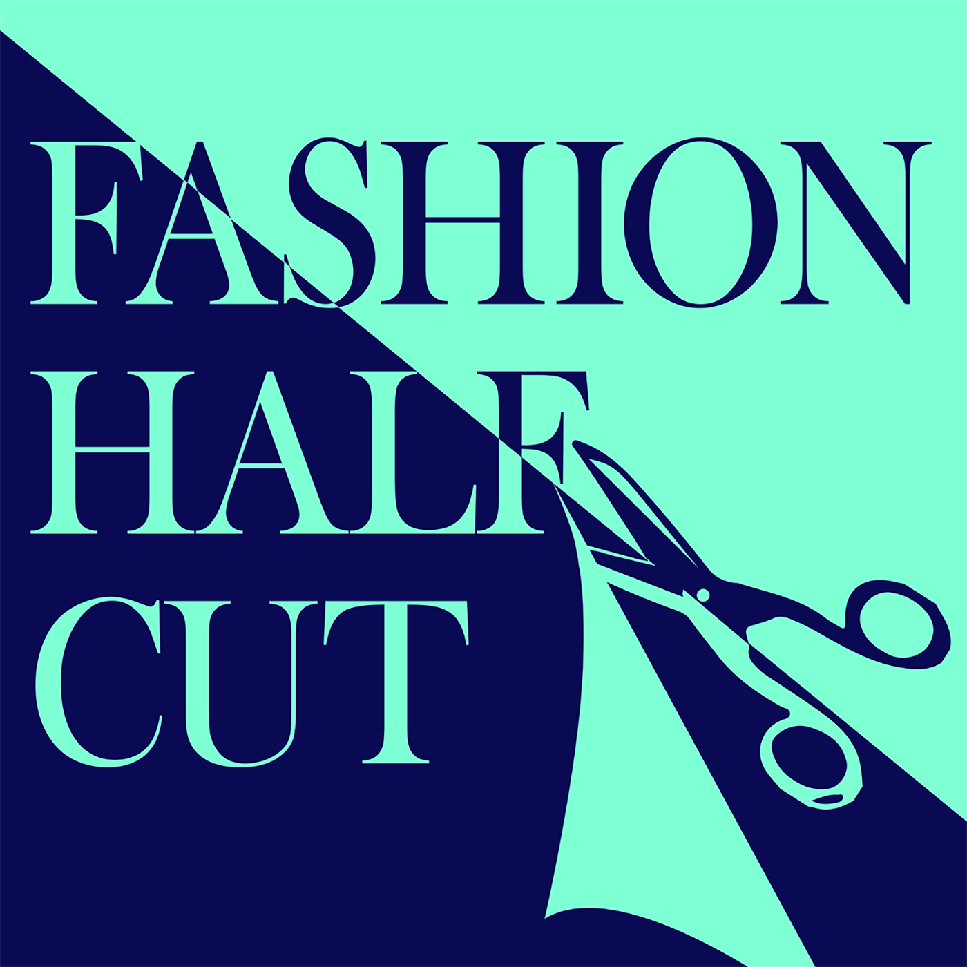 Fashion Half Cut show art