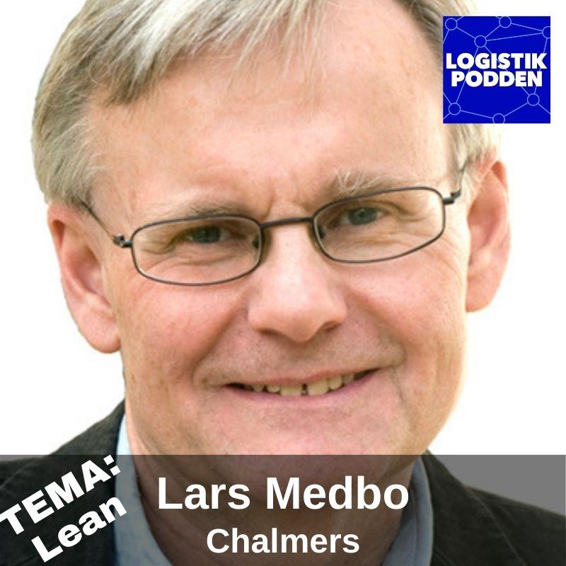 Avsnitt 114 - Lars Medbo om Lean