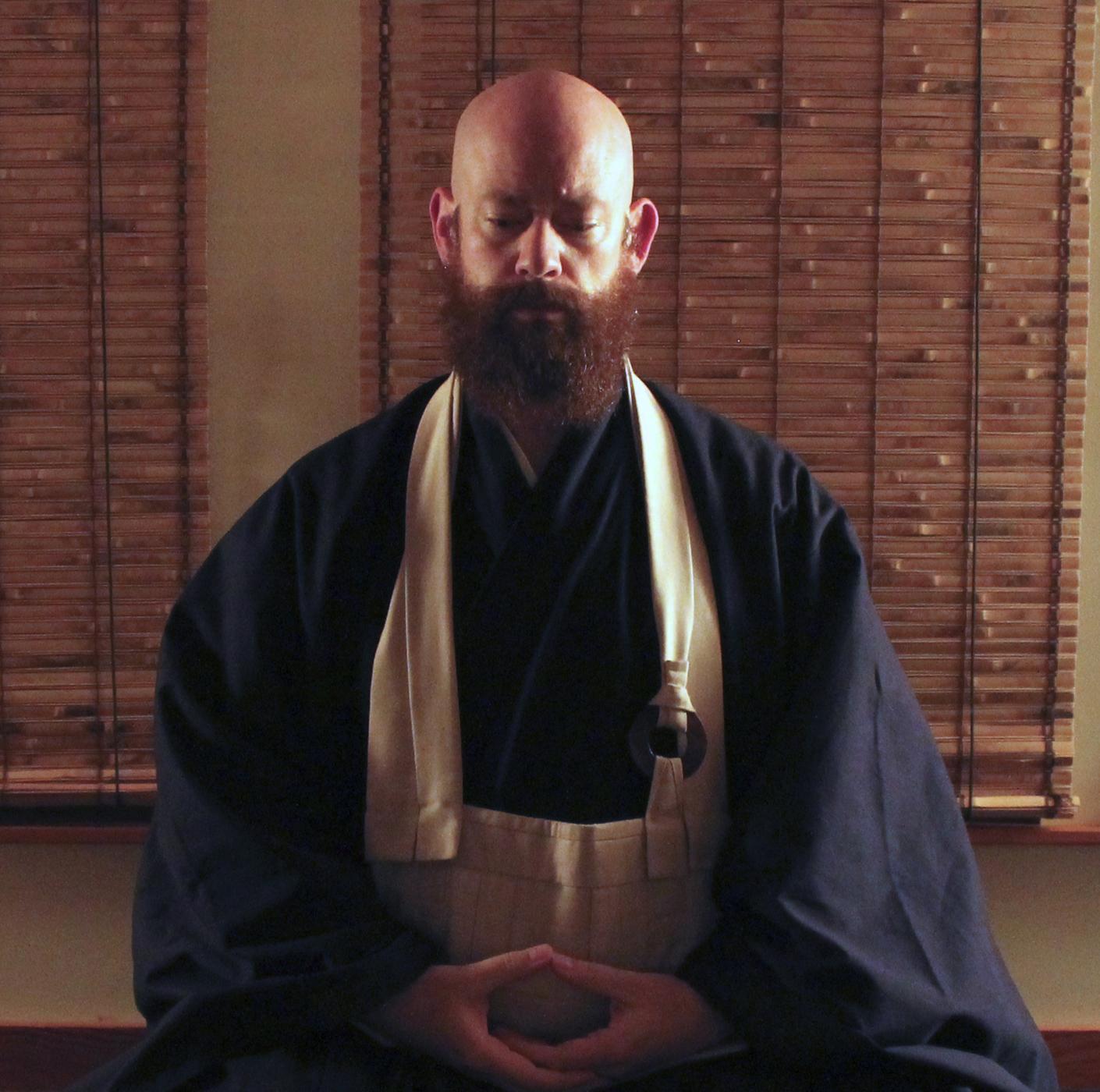 Living Zen Podcast logo