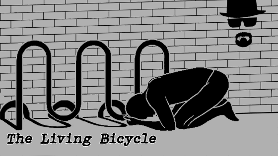 FistShark Marketing 13: The Living Bicycle
