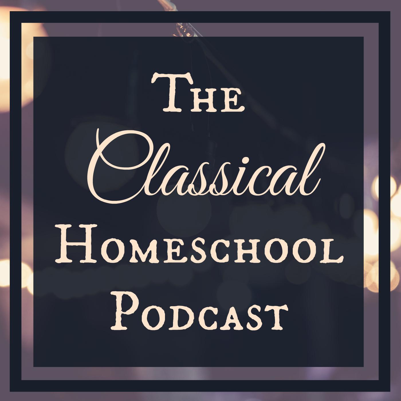 The Classical Homeschool show art
