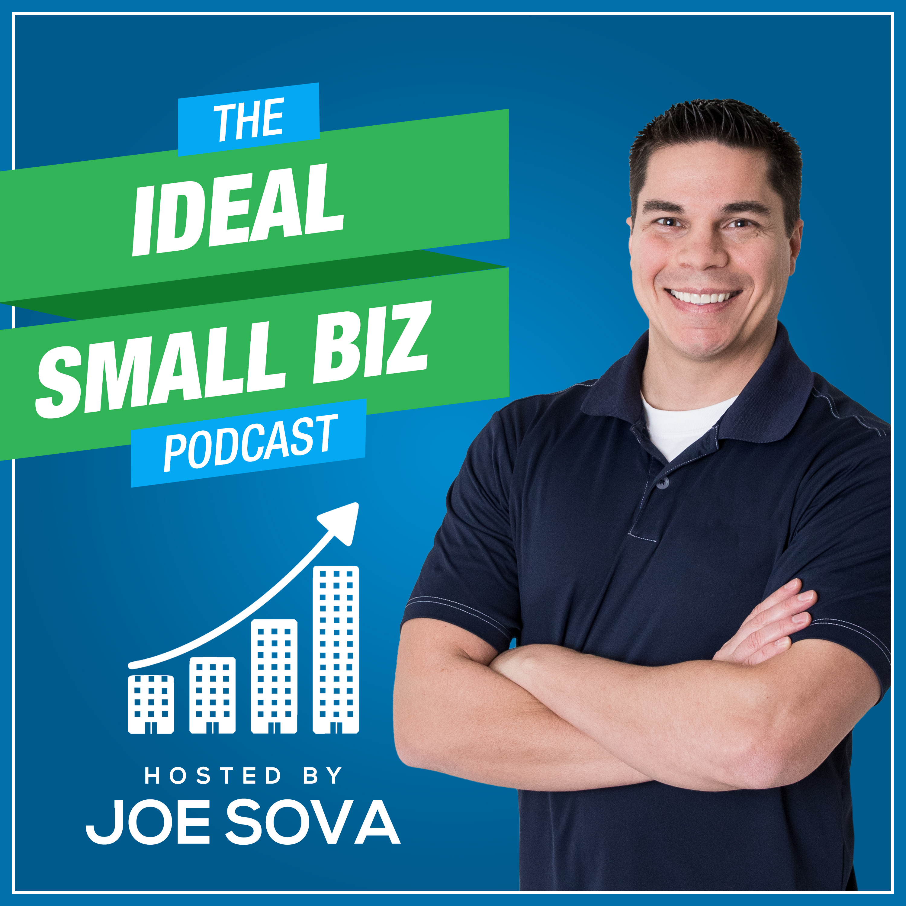 The Ideal Small Biz Podcast show art