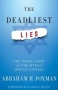 Artwork for Show 816 The Deadliest Lies: The Israel Lobby and the Myth of Jewish Control. Author: Abraham Foxman